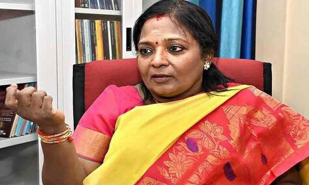 Tamilisai to take oath on Sept 8 as new Governor