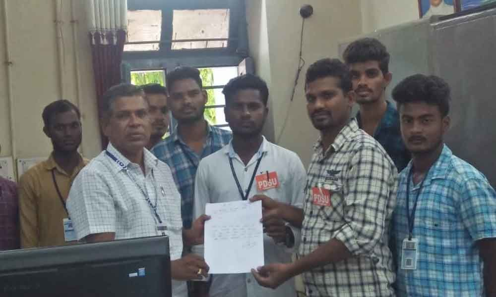 Recruit lecturers for Girraj Degree College: PDSU