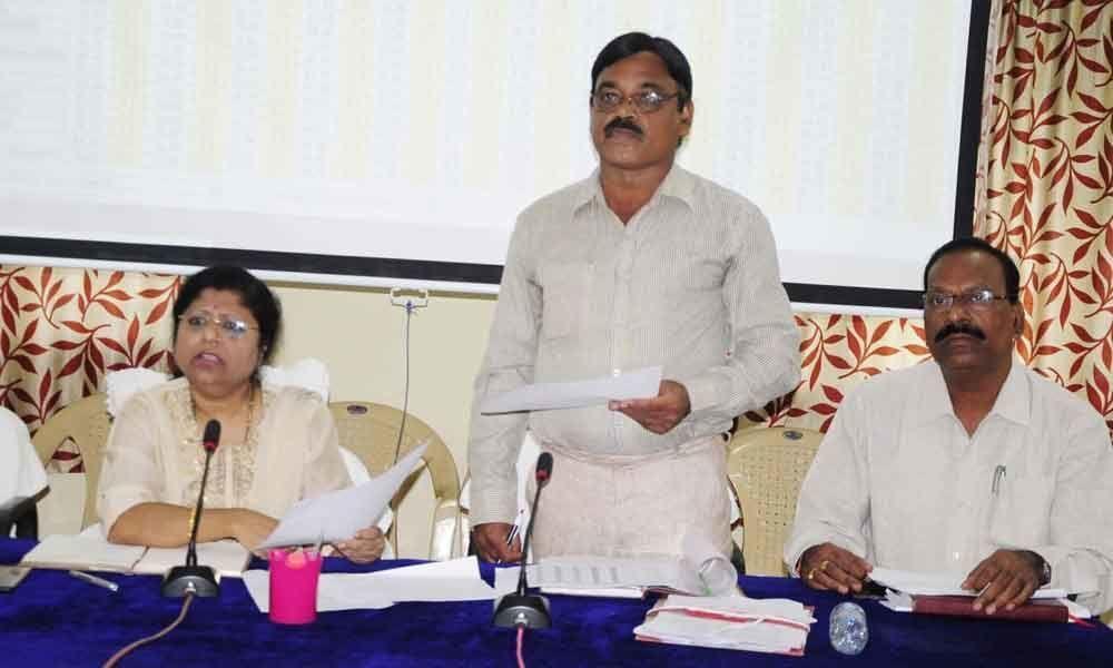 Encourage normal deliveries in govt hospitals: Collector M Prashanthi