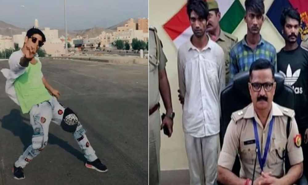 UP: Tik Tok star Shahrukh gets arrested for theft