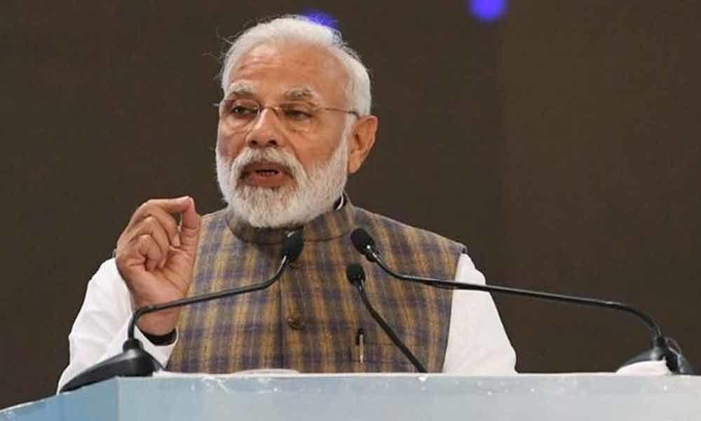 Prime Minister Narendra Modi condoles death of people in Punjab factory blas