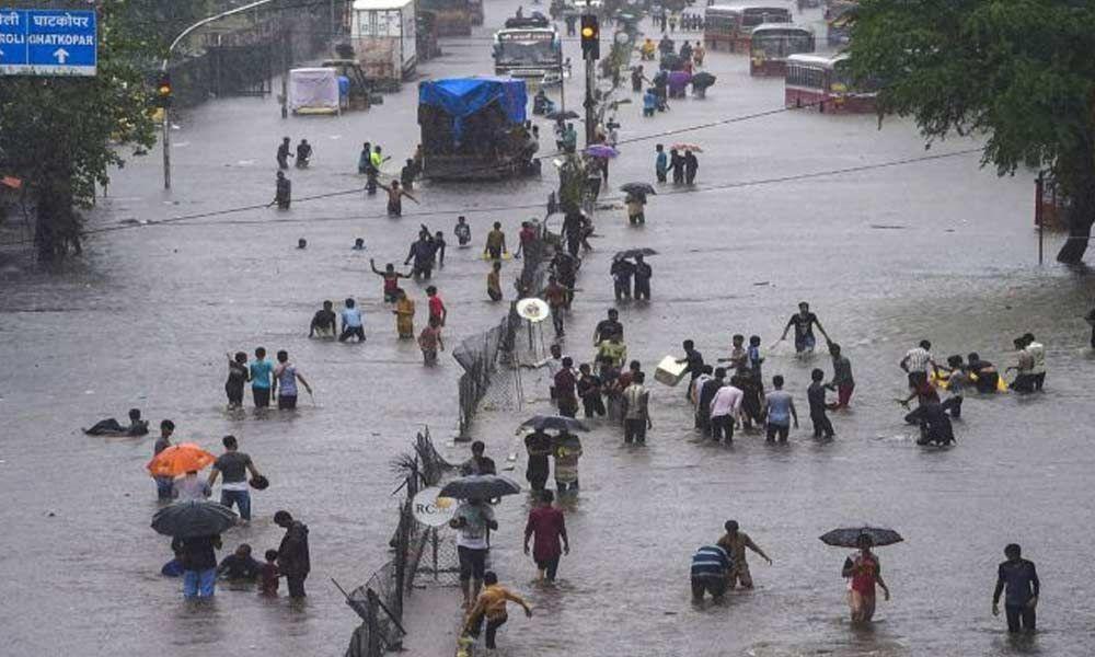 Mumbai Rains: Heavy rains claim five lives