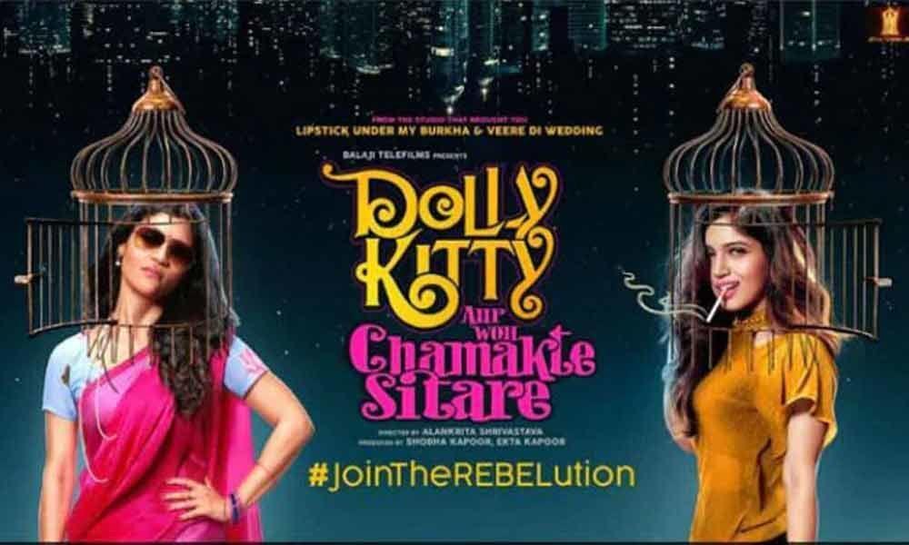 Dolly Kitty Aur Woh Chamakte Sitare To Have World Premiere At BIFF Confirms Ekta Kapoor
