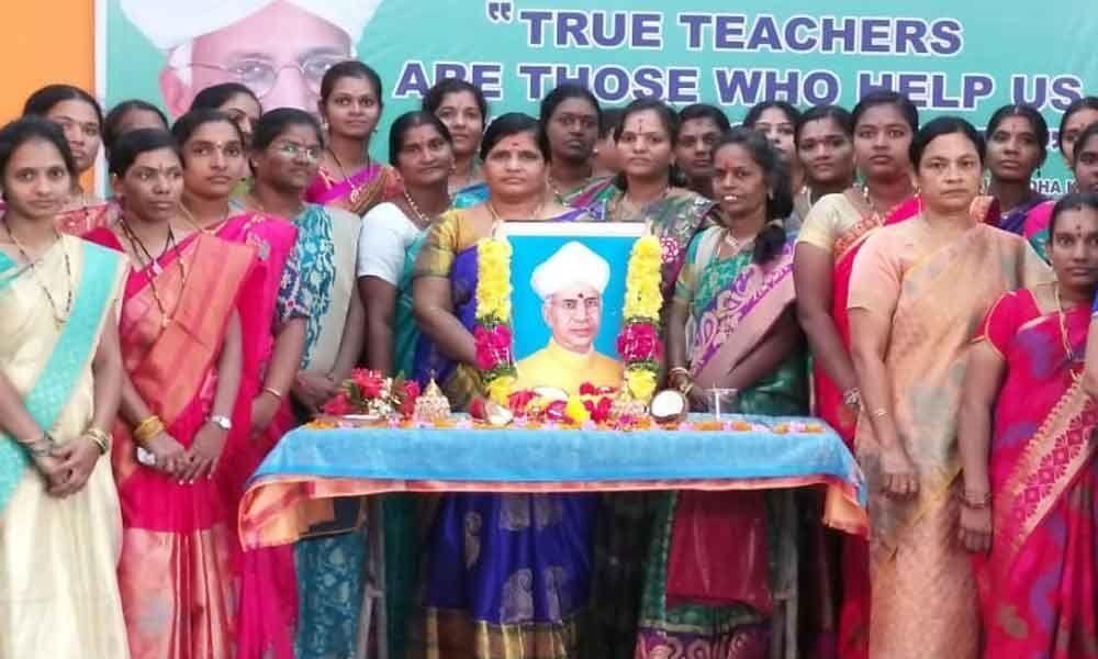 Teachers Day held at Serenity school