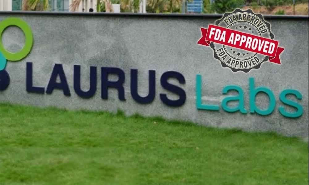 Laurus Labs gets approval from FDA