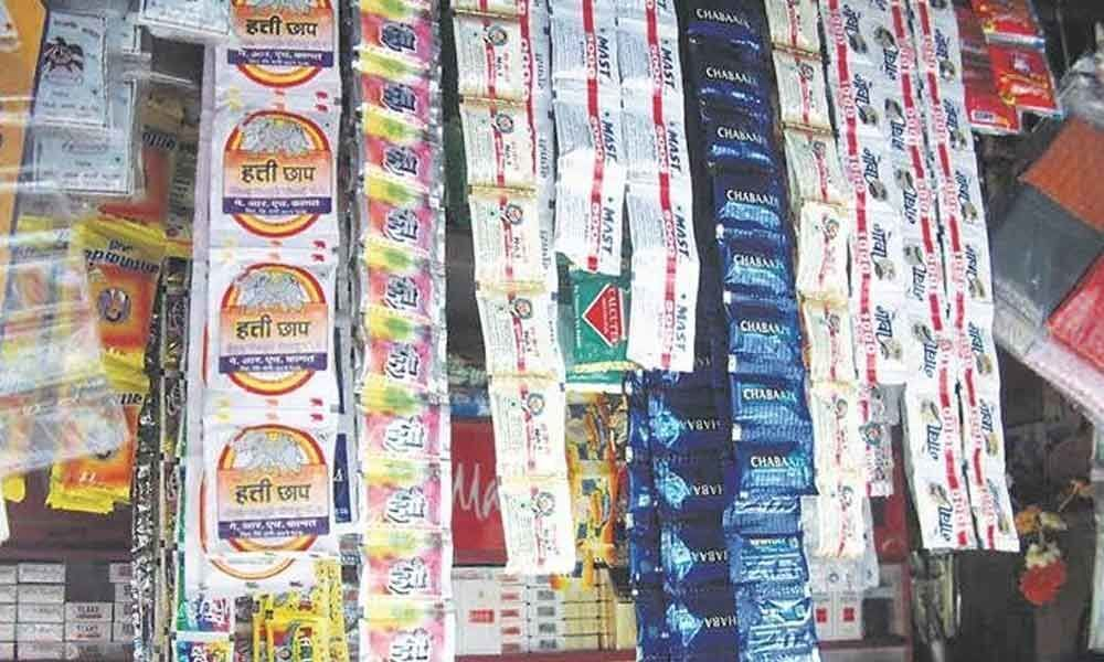 2 held for transporting banned tobacco products