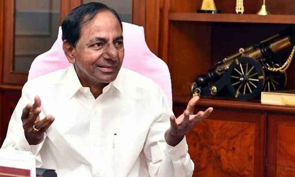 KCR government to prune budget outlay Likely to be cut by Rs 10,000 crores - Rs 14,000 crores