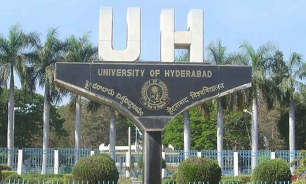 University of Hyderabad now an Institution of Eminence