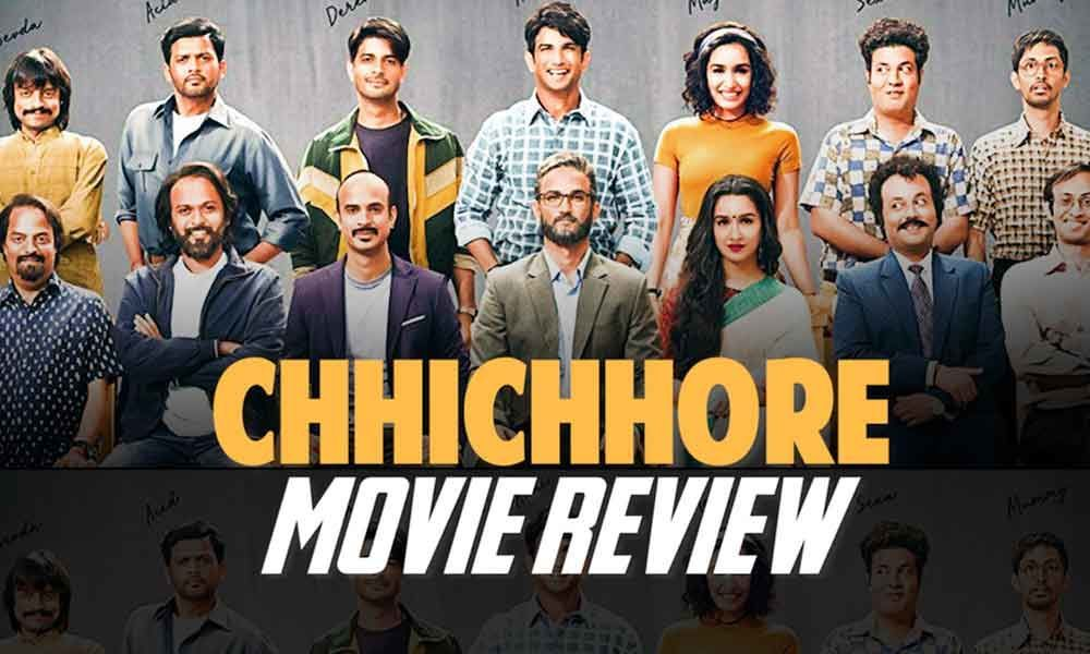 Chhichhore Movie Review & Rating: This Sushant and Shraddha film is an account of failures scripted to win your heart