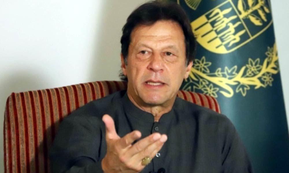 Kashmir is a jugular vein: Imran Khaan