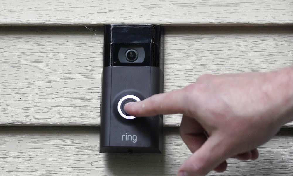 Amazons Ring doorbell camera faces questions from US Senator