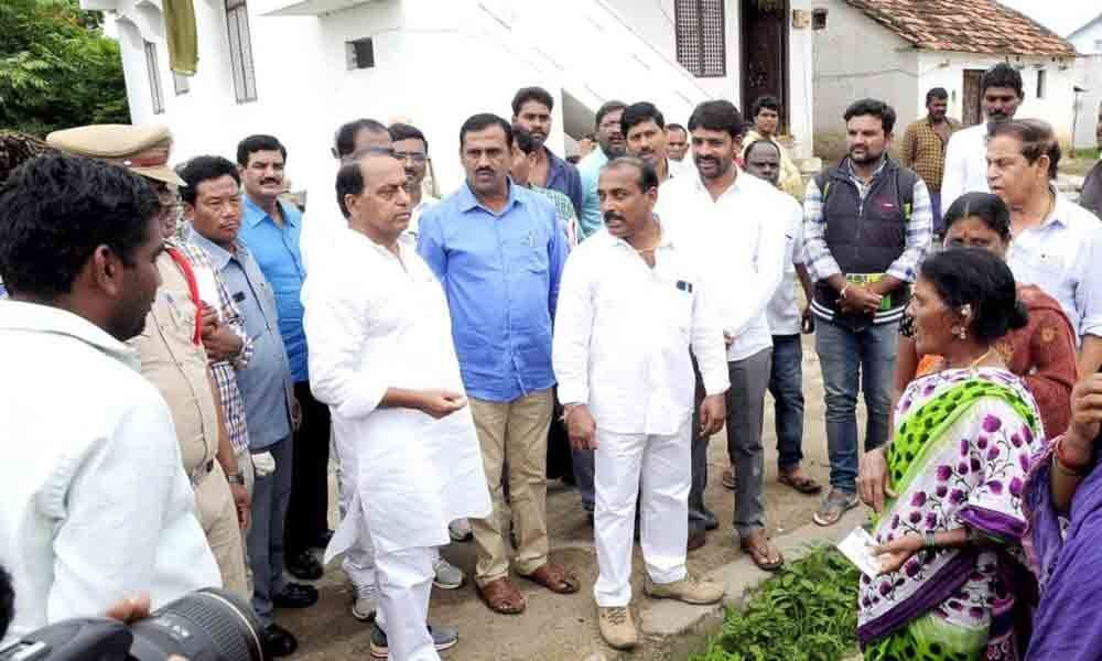 Turn all villages as role models: Minister Indrakaran