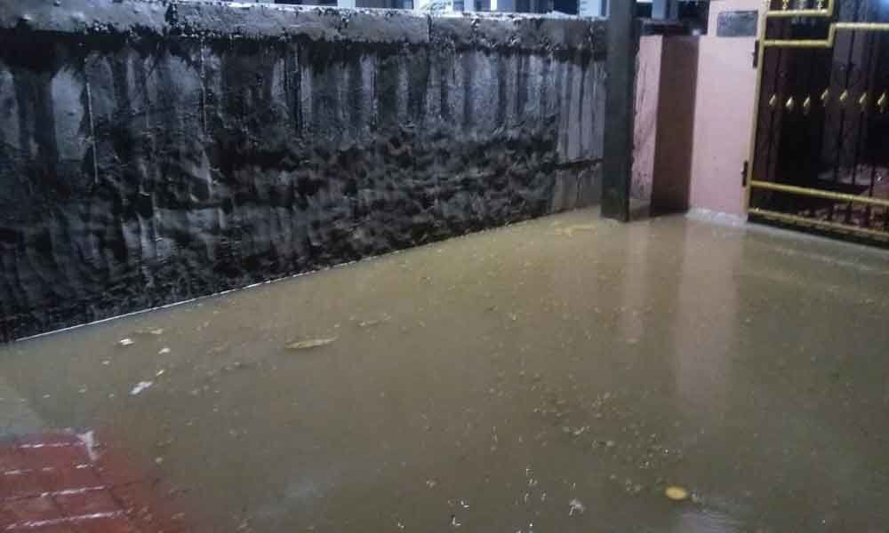 Septic tank issue gets sickening
