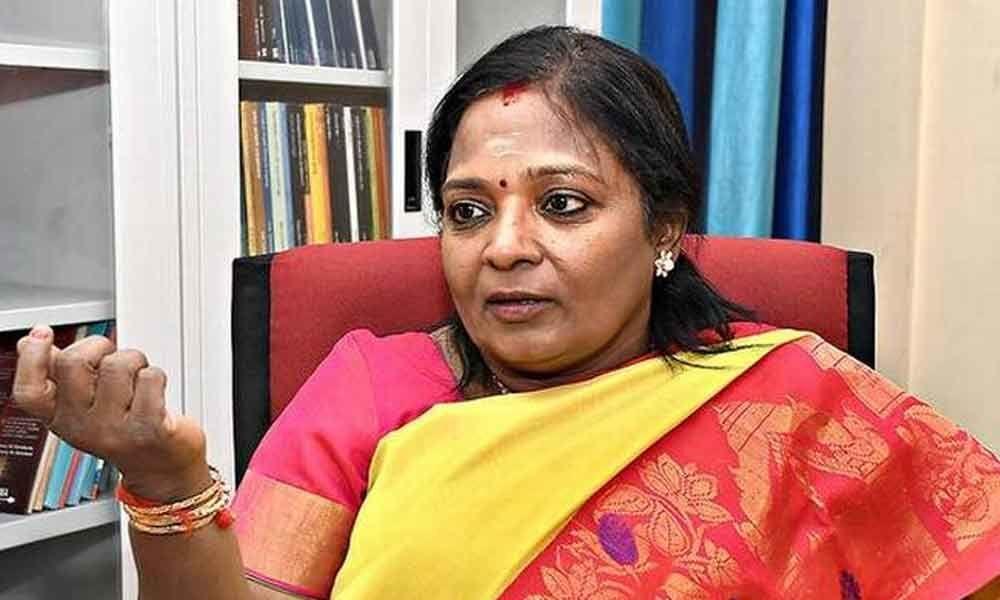 Hindu outfits to complain to new Governor Soundararajan