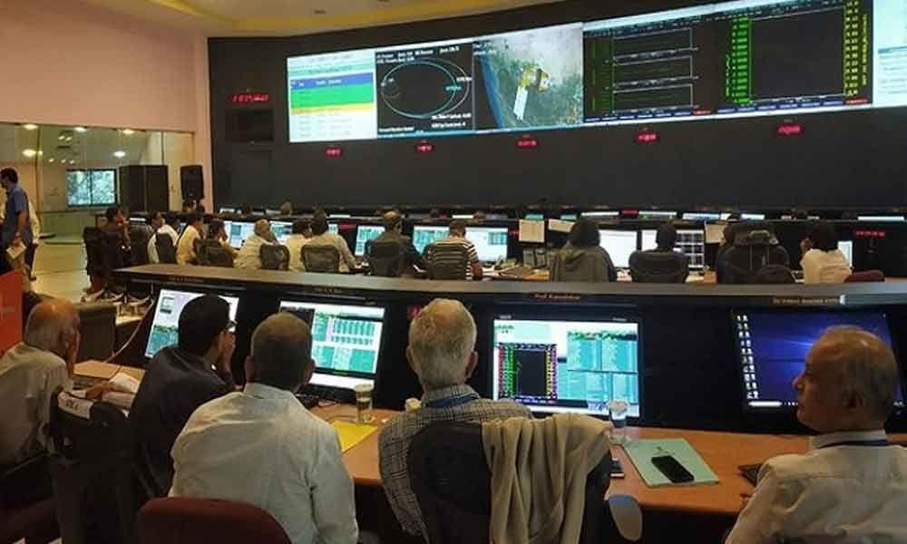Chandrayaan 2 lander: Terrifying night at ISRO command centre