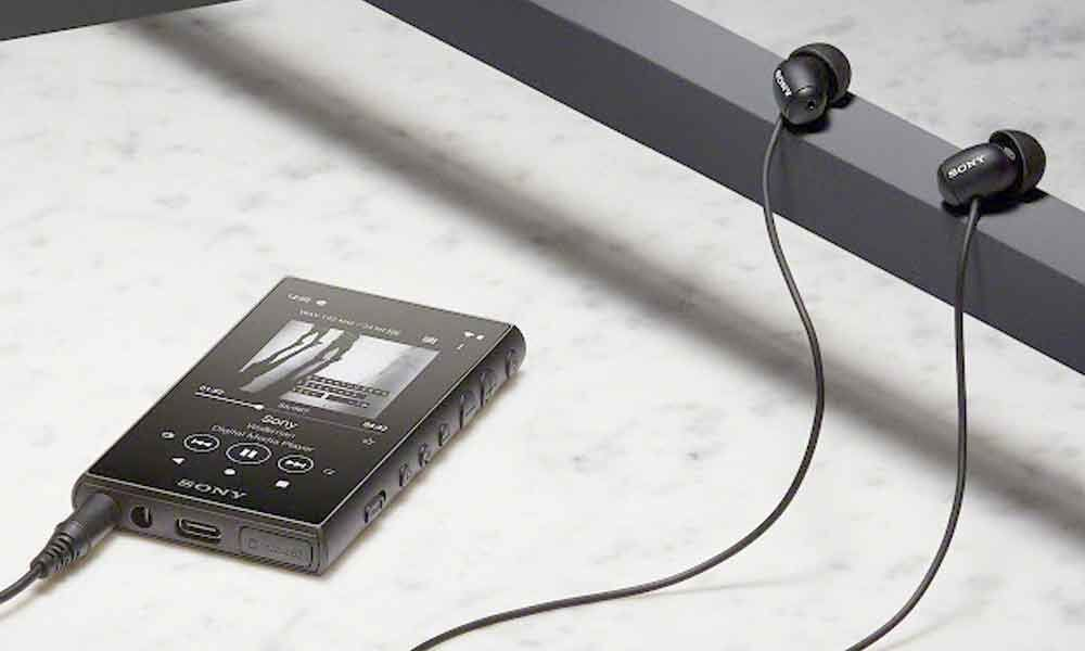 Sony to introduce NW-A100TPS Walkman for its 40th anniversary