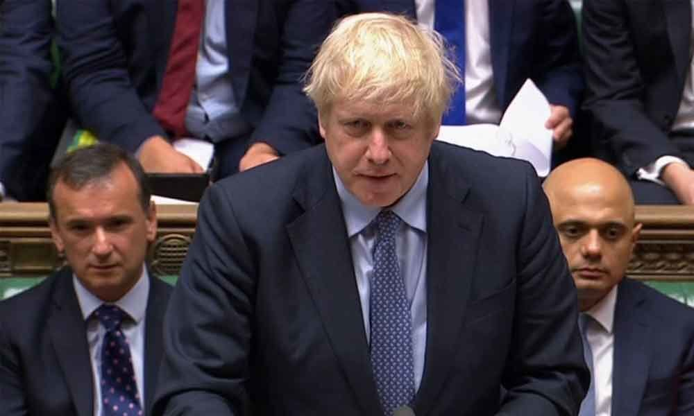 Brexit bill clears in UK upper house, blow to Boris Johnson
