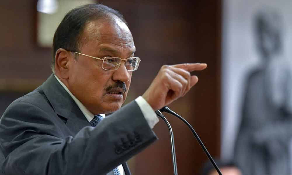 Pakistani Handlers Told Terrorists in Kashmir They Will Get Bangles if They Dont Cause Unrest, Says NSA Ajit Doval