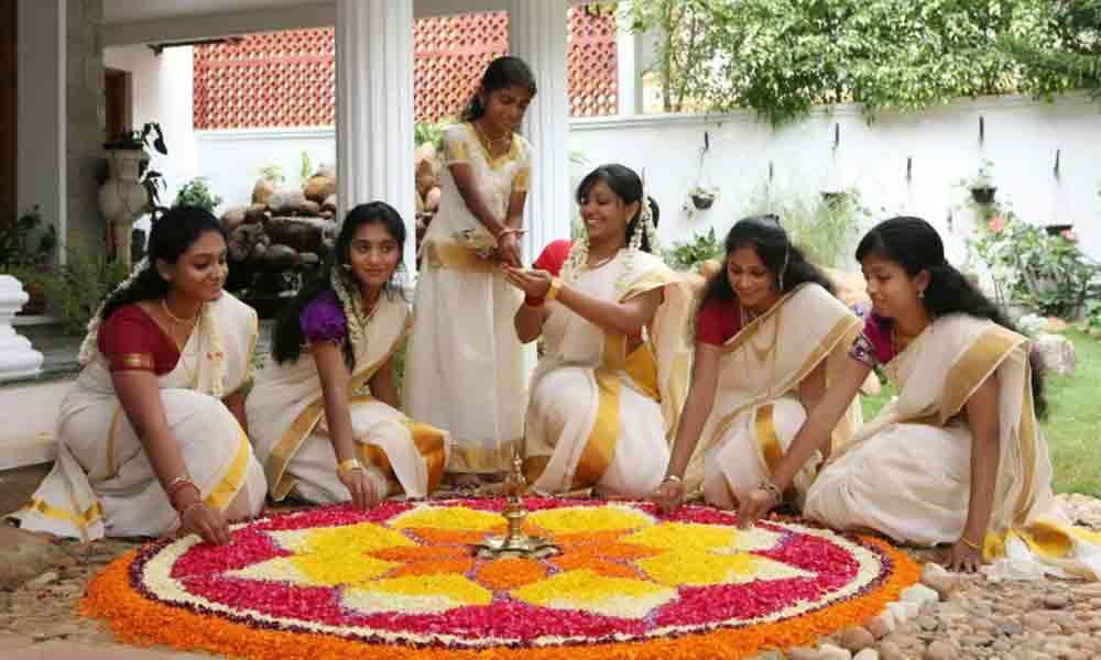 Kerala in holiday mood as Onam arrives