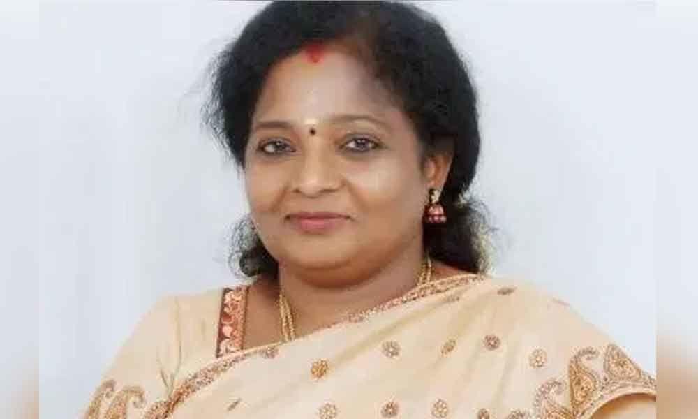 New Telangana Governor Tamilisai Soundarajan Set To Take Charge Today