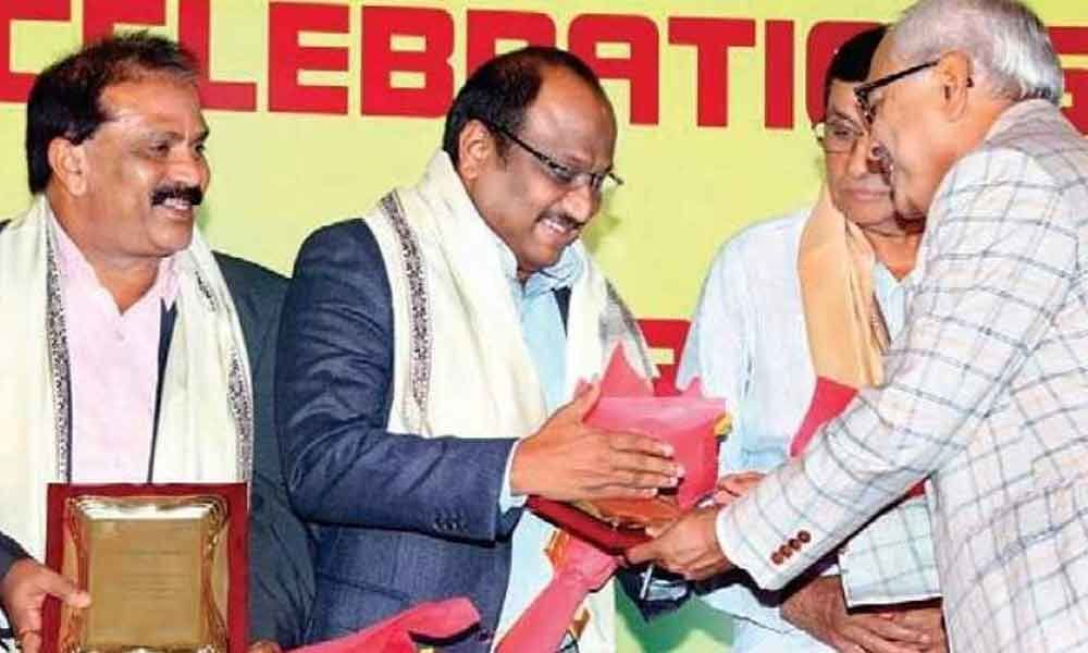 ICI award for Kaleshwaram Project