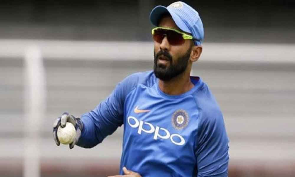 Dinesh Karthik tenders unconditional apology to BCCI over CPL controversy