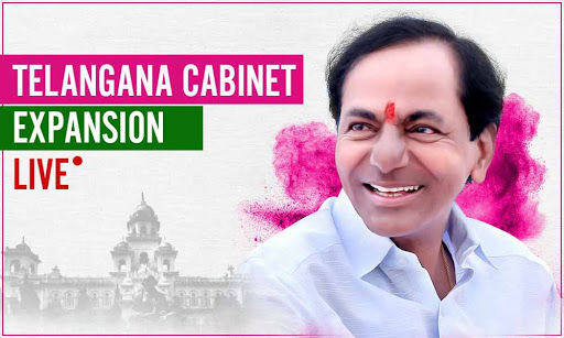 Live Updates: KCR to Expand Telangana Cabinet on today