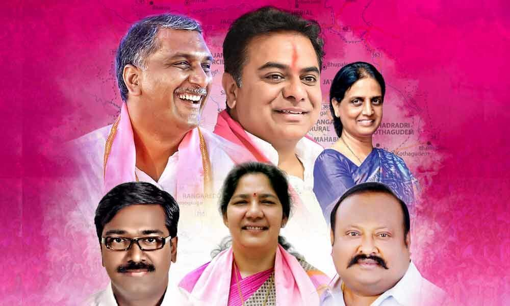 Here is the list of New Telangana Ministers and their portfolios