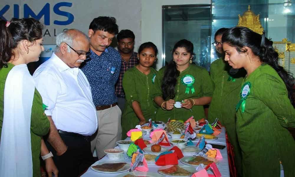 National Nutrition Week celebrated