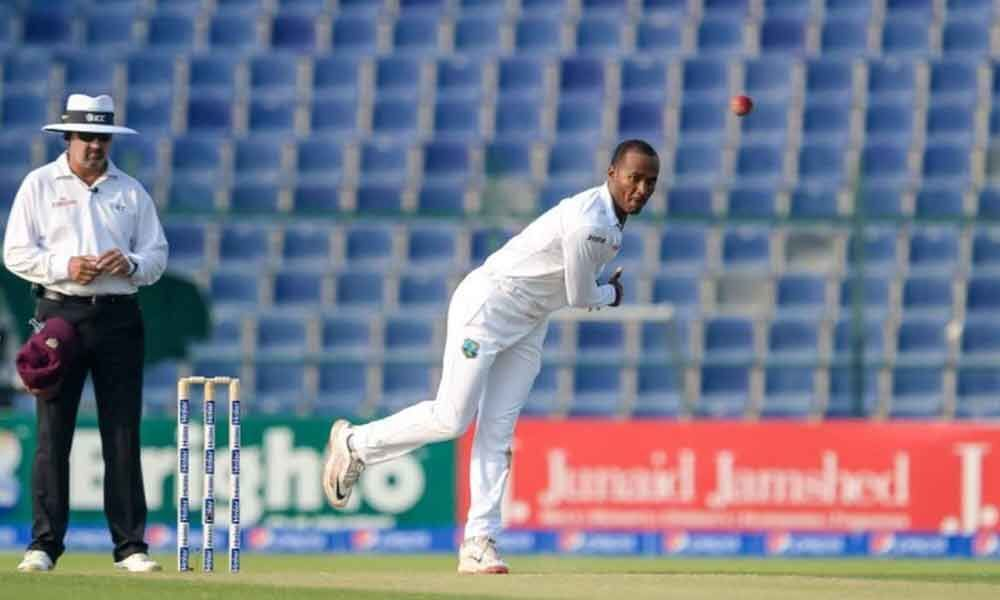 Brathwaite reported for suspected illegal bowling action