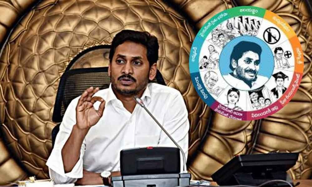 100 days of Jagan government: Bouquets and brickbats