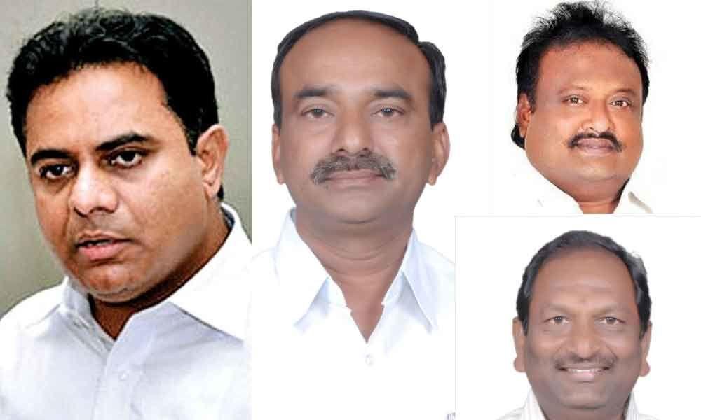 Erstwhile Karimnagar secures lions share in KCR Cabinet