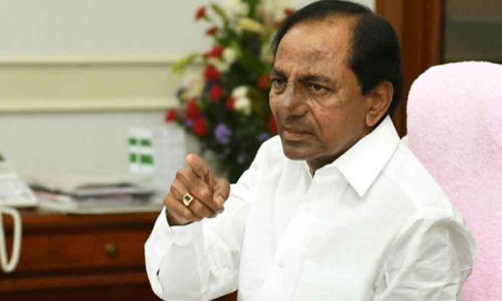 KCR opts not to axe any Minister