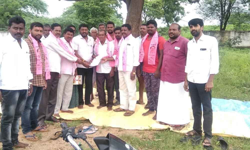 TRS ward committee formed