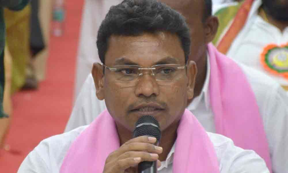 MLA Kantha happy on being appointed Government Whip
