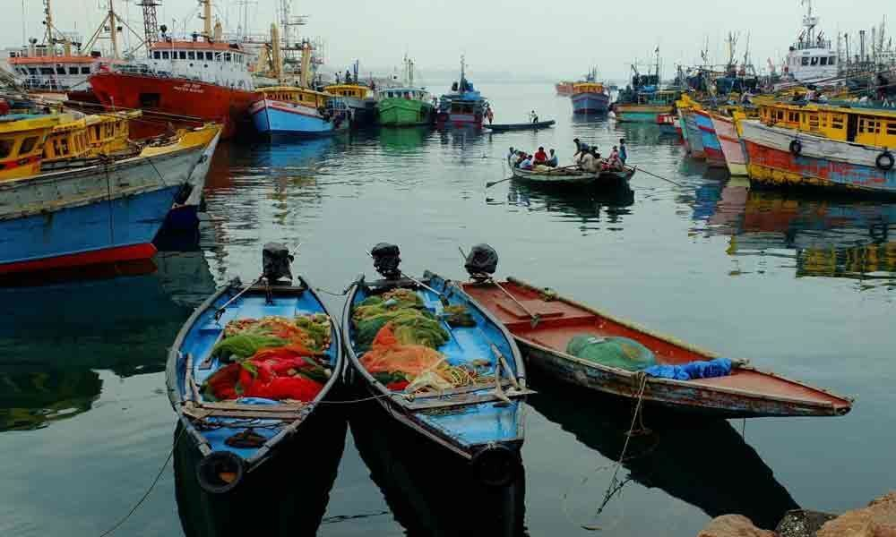 State plans four new fishing harbours in Guntur