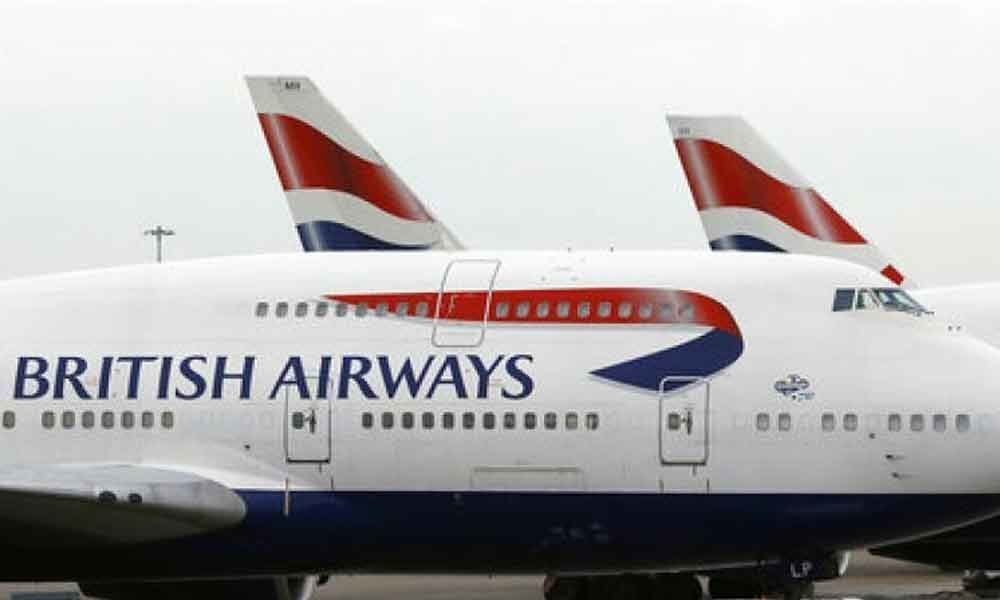 British Airways pilots go on 48-hour strike,nearly all flights cancelled