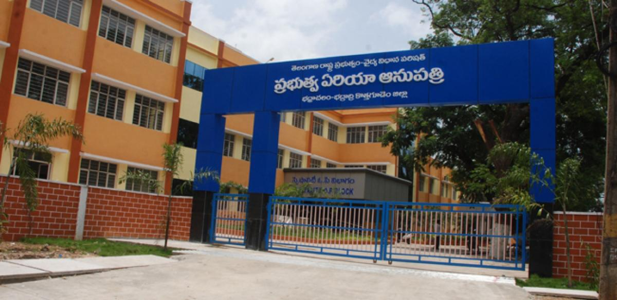 Bhadrachalam Area Hospital likely to get Central aid