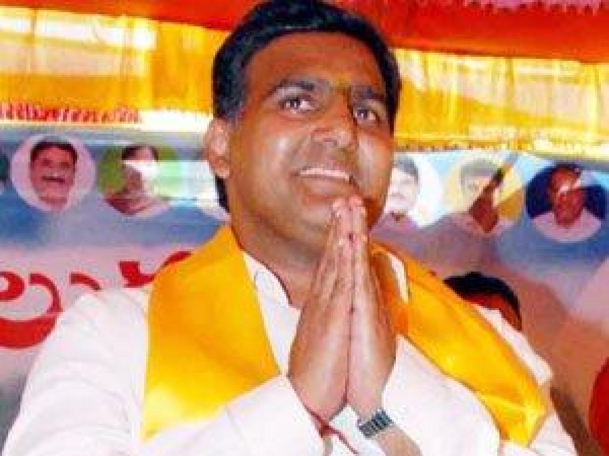 TDP MLC Deepak Reddys appeal dismissed in Court