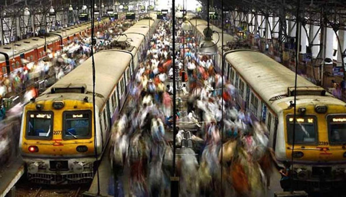 Ramping up rail infrastructure will up India