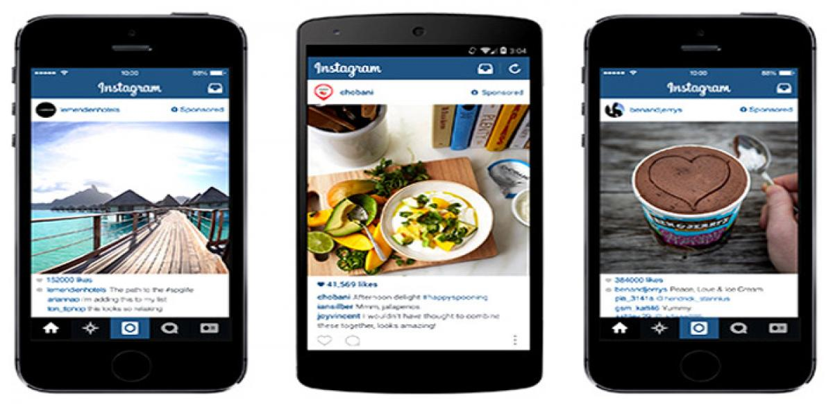 Instagram to show posts as per to users interests