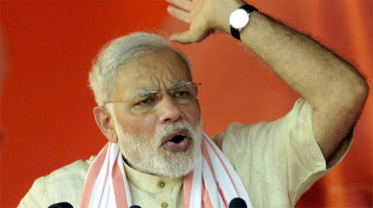Some countries still use terrorism as an instrument as state policy: Modi
