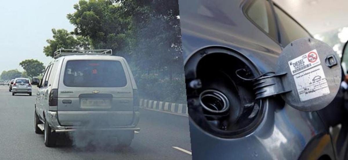Indias top court gives diesel vehicles reprieve in Delhi