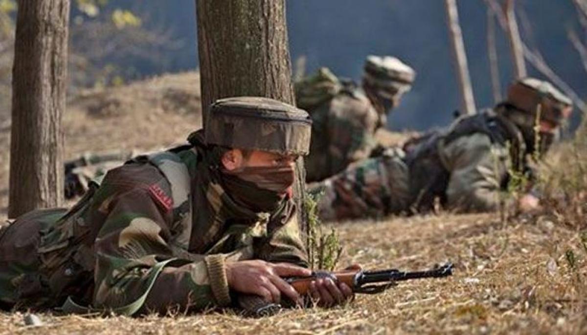 Gunfight erupts in Kashmir