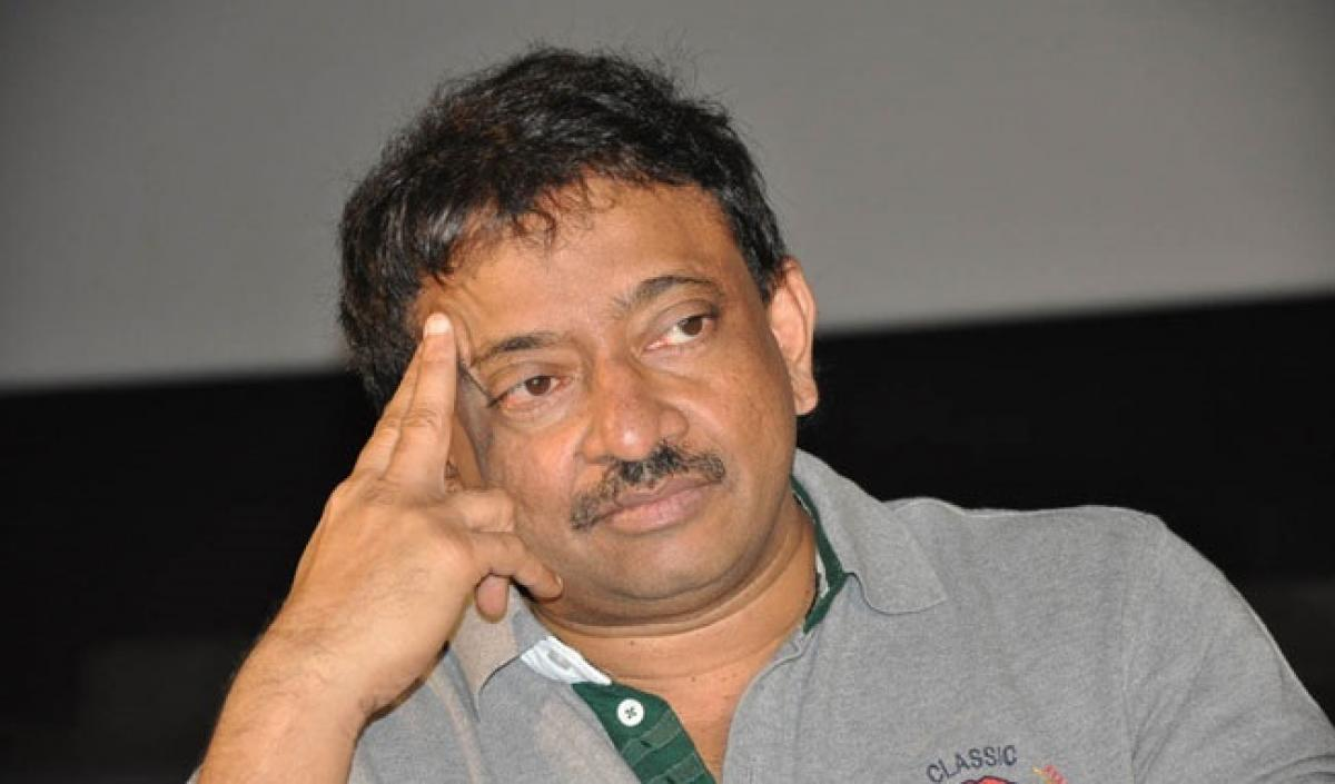 RGV to miss KCR, Puri and jibes at Mega family after leaving Hyderabad