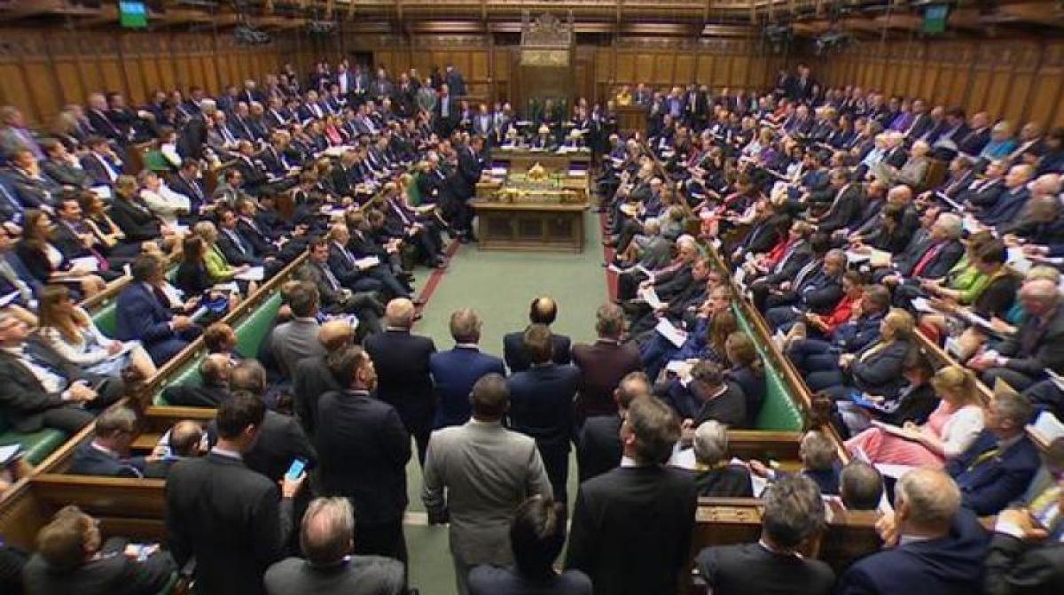 Motion in UK parliament against Pak