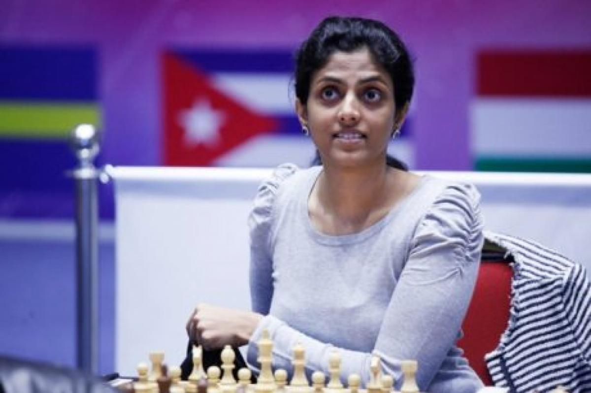 Harika misses out, bags bronze in Women's Chess Championship