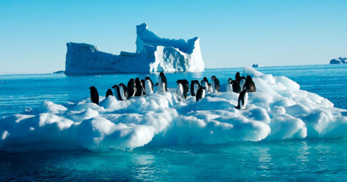 Temperature in Antartica to get three degrees hotter by end of century