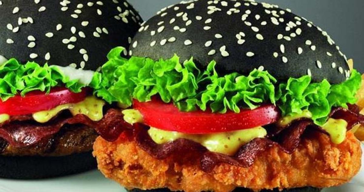 Fancy steak sauce-flavored spooky black buns? Burger King to launch `Halloween Whopper`