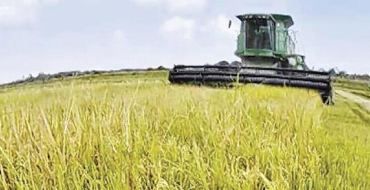 Mechanisation of farming gaining momentum